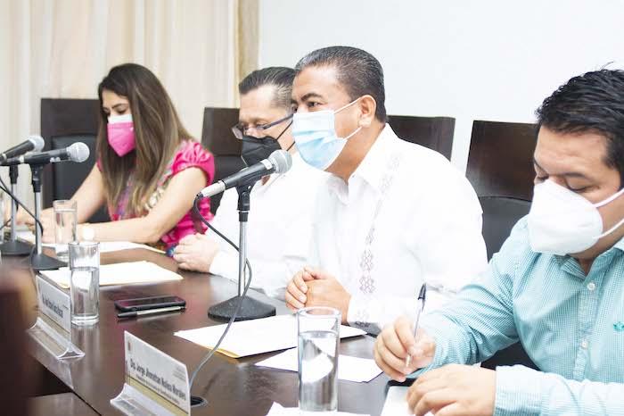Presenta Instituto de Transparencia su Informe de Actividades ante el Congreso de Chiapas