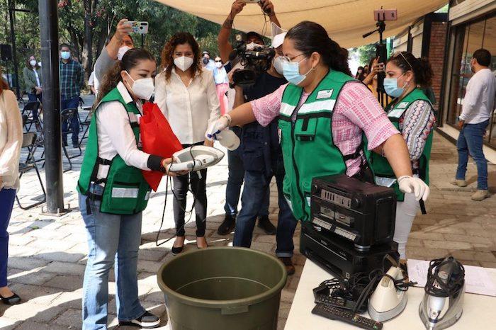 Se pone en marcha campaña Reciclatronics 2021