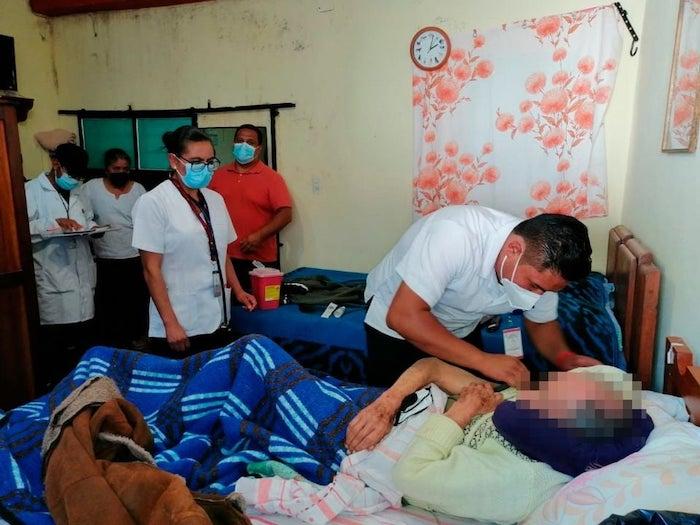 Chiapas ha recibido 198 mil 397 dosis de vacunas