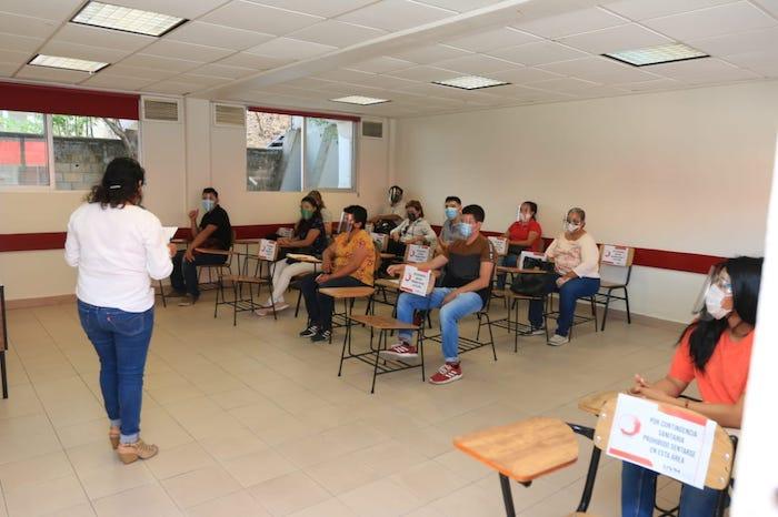Realiza IEPC examen de selección de Supervisores y Capacitadores Asistentes Electorales