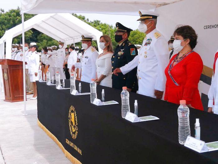 Reconoce diputada Haydeé Ocampo valor y lealtad de las fuerzas armadas