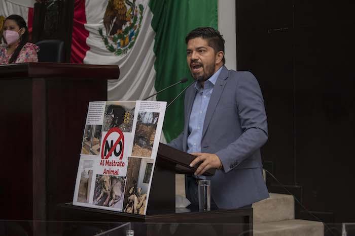 Urge actualizar y reformar  disposiciones al código penal en Chiapas, considera diputado Fernando Cruz