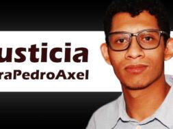 JUSTICIA PARA AXEL