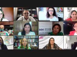 Mujeres al Poder. Libres de Violencia 260421