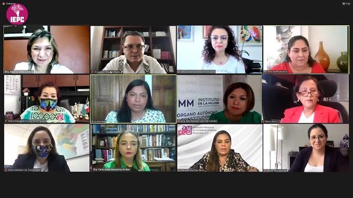 Histórica elección para Chiapas y para México por la cantidad de mujeres  postuladas: Alejandra Mora