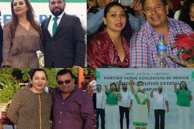 PVEM y Morena fortalecen cacicazgos