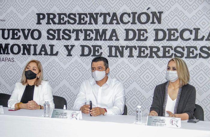 Impulsar rendición de cuentas y transparencia en beneficio de la sociedad: Ocampo Olvera