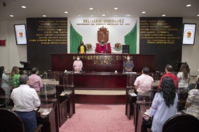congreso de Chiapas