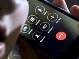 delitos telefónicos