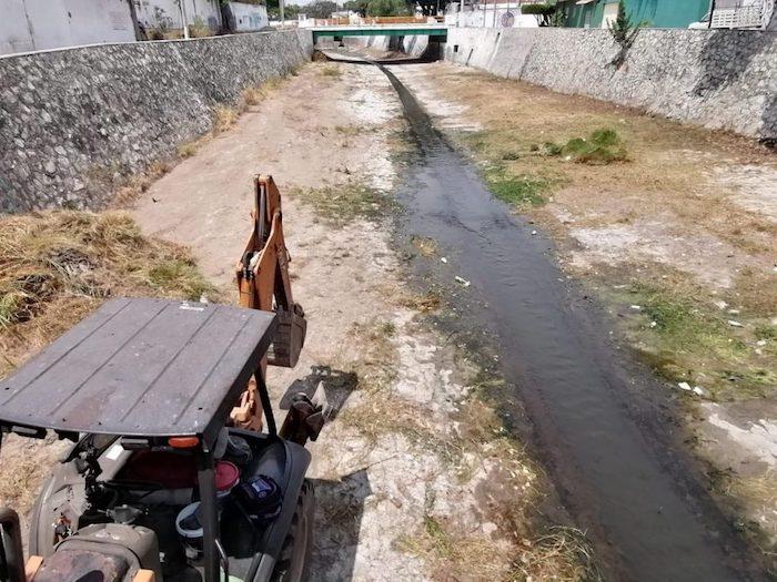 Avanza limpieza del río Sabinal: PC