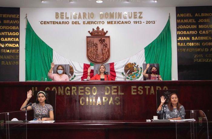 Congreso del Estado ratifica a magistrados del Poder Judicial del estado