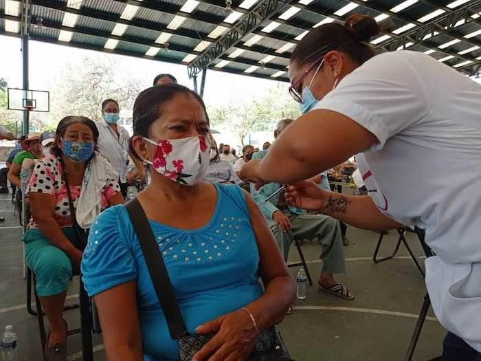 Concluye primera etapa de aplicación de segunda dosis en Tuxtla Gutiérrez