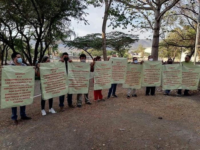 ¿Usan al gobierno para amedrentar protestas contra Morales? / En la Mira