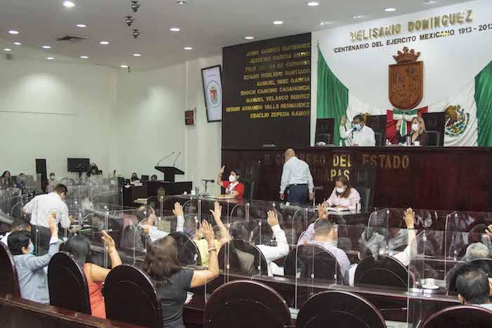Congreso del Estado aprueba Cuenta Pública 2020