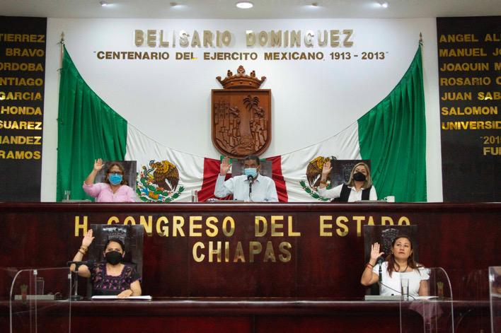 Congreso del Estado aprueba licencia temporal del diputado Luis Fernando Cruz Cantoral