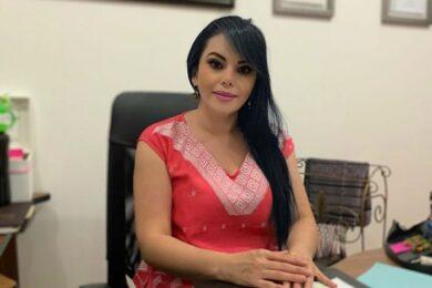 Diputada Ana Laura Romero Basurto
