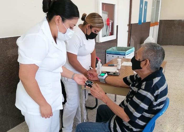 Realiza IMSS Chiapas programa para prevenir la hipertensión