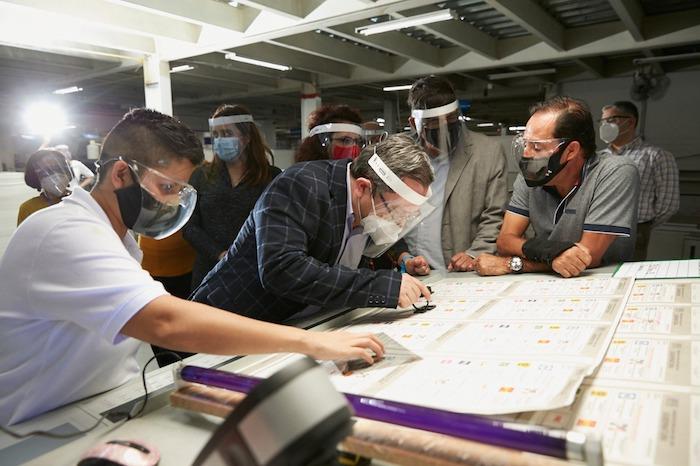 Arranca IEPC la impresión de 8.2 millones de boletas para Jornada Electoral