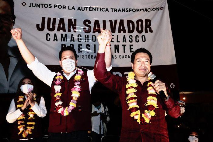 San Cristóbal de Las Casas; 14 candidatos / Índice