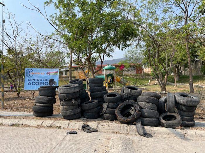 ¿Quieres deshacerte de neumáticos viejos? Aquí puedes depositarlos