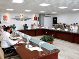 Segunda Mesa de Seguridad Interinstitucional