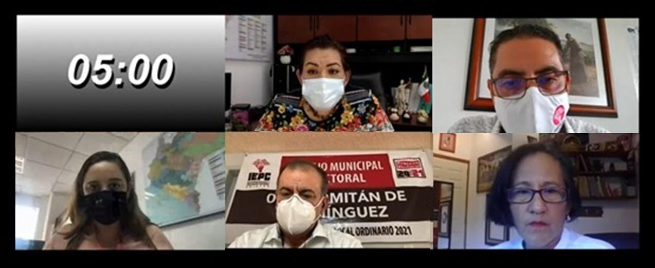 Comisión de Quejas y Denuncias aprueba inicio de procedimiento sancionador en contra de Jorge Martínez