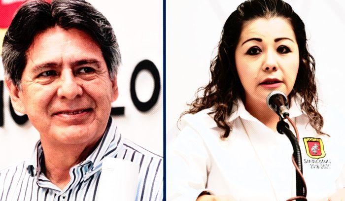 Los abusos de Carlos y Karla / Índice