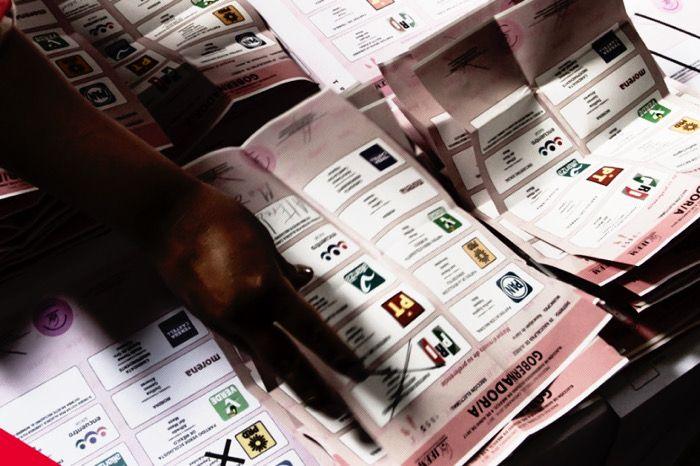 ¿Y ahora, por quién votar? / Índice