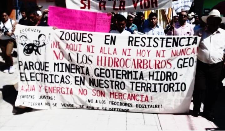 Acecha minera Golden Corporation a región zoque de Chiapas / En la Mira