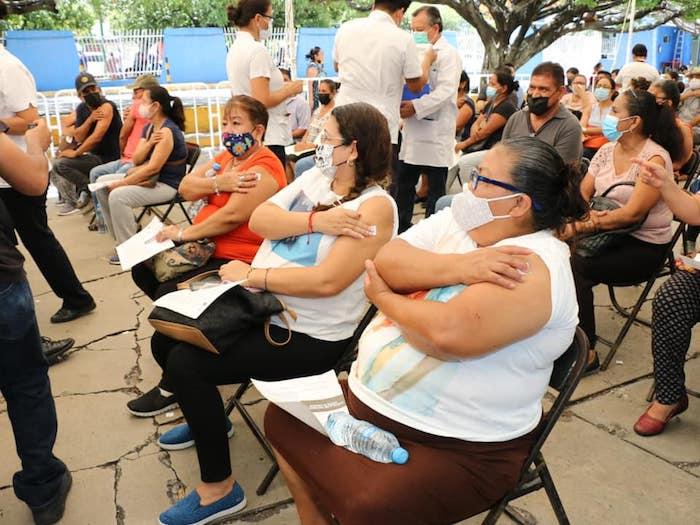 ¿Vas por tu segunda dosis? Algunos puntos de vacunación se actualizaron en Chiapas