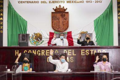 sesion congreso 10 de junio 2021