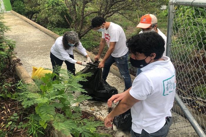 UNICACH presente en la Jornada Limpiemos Tuxtla 2021