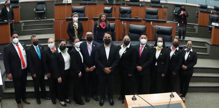 Toma protesta ERA a Red Mexicana de Enfermeras y Enfermeros