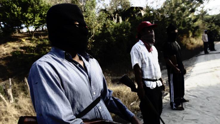 Chiapas el botín y la rapiña / Índice