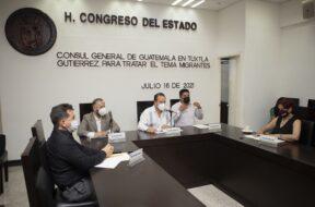 reunion embajador de guatemala