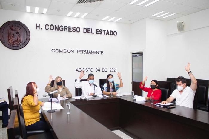 Comisión Permanente aprueba diversas disposiciones