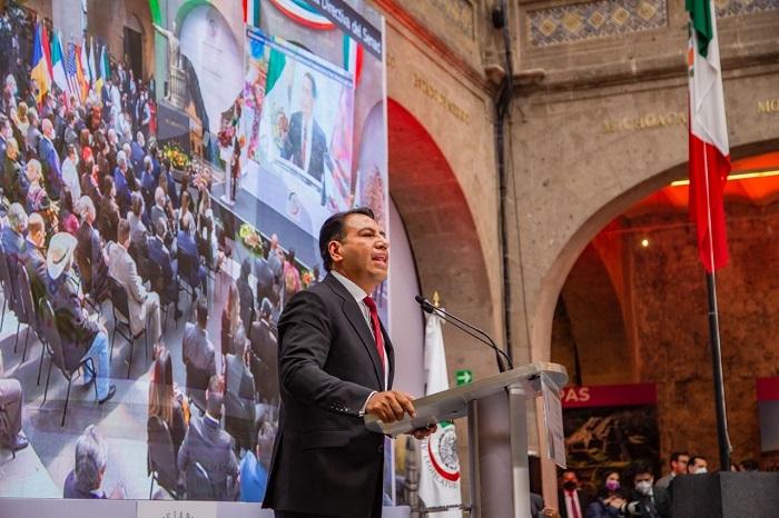 Chiapas presente en las grandes decisiones de México: ERA