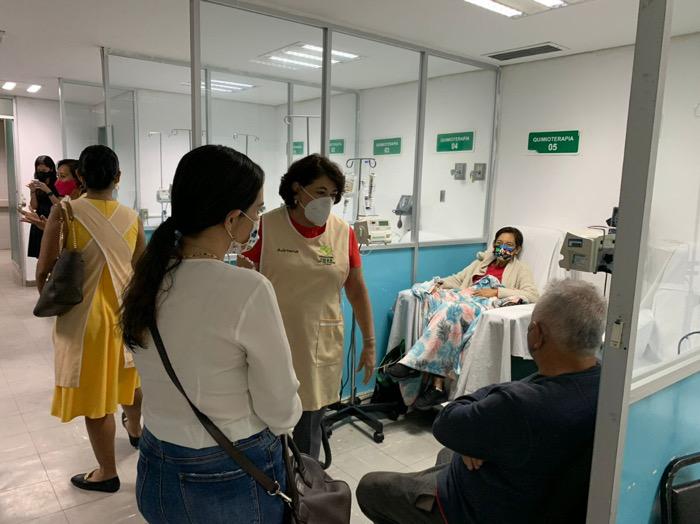 """Apertura voluntariado del IMSS en Chiapas """"El Pozolito"""""""