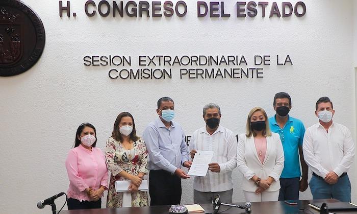 Nombran a Carlos Hugo Cal y Mayor Colmenares presidente municipal de Jiquipilas