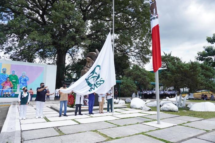 Conmemora IMSS Chiapas 65 aniversario