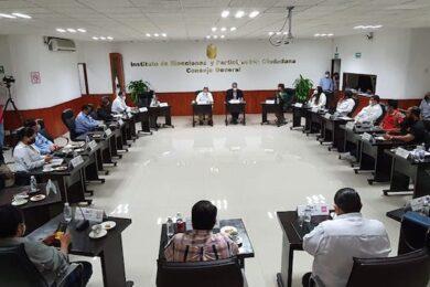 Sesión de Consejo General 011021